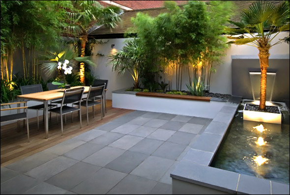 Garden Patios and Terraces - Civil
